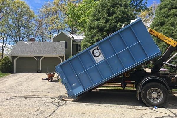 Roll Off Dumpster Rental in MA