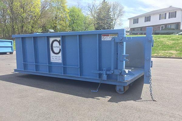 Dumpster Rentals in MA