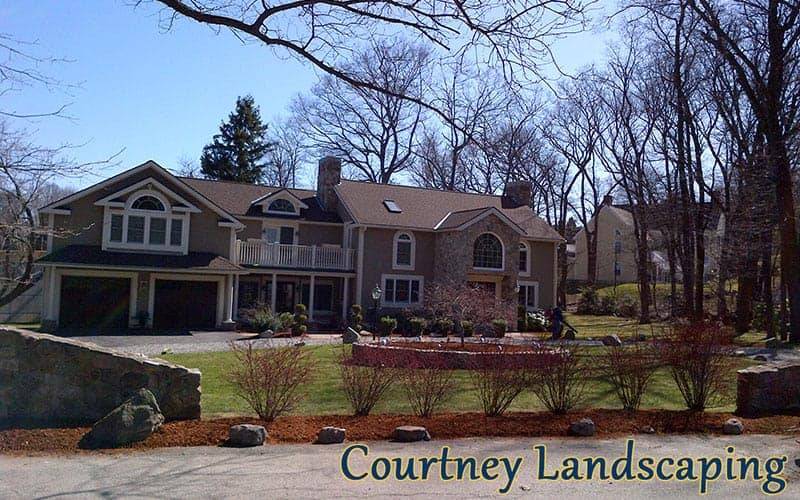 Landscaping Services Courtney Landscaping